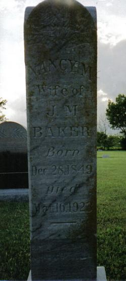 Nancy Missouri <i>Sullivan</i> Baker