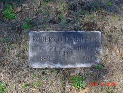 D.D. Robert O. Dickinson