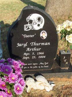 Jaryl Thurman Tooter Arthur