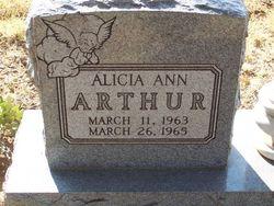 Alicia Ann Arthur