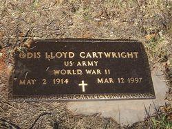 Odis Lloyd Cartwright