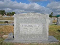 J. Frank Boyd
