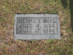 Henry T. Boyd