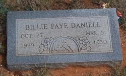 Billie Faye Daniell