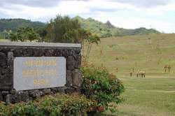 Hawaiian Memorial Park Cemetery