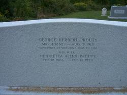 George Herbert Prouty