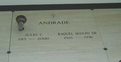 Raquel <i>Manzo De</i> Andrade
