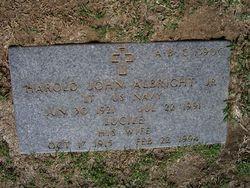 Harold John Jack Albright