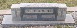Thomas Washington Wash Stephenson