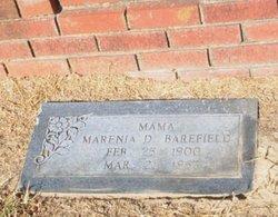 Marena <i>Dubell</i> Barefield