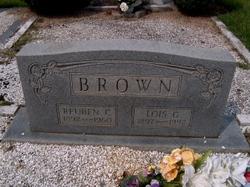 Lois Jane <i>Groover</i> Brown