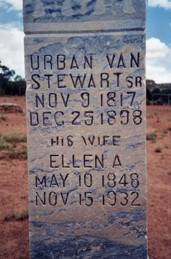 Urban Van Stewart, Sr