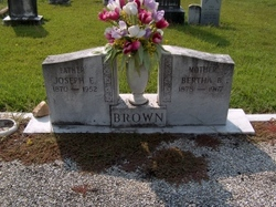 Bertha A. <i>Bryant</i> Brown