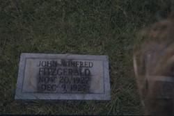 John Winfred Fitzgerald