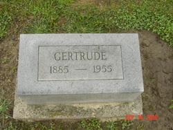 Gertrude Curtis