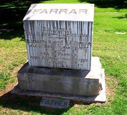 B. A. Farrar