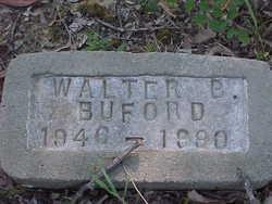 Walter B Buford