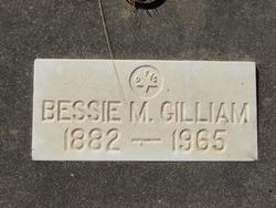Bessie May <i>Hansen</i> Gilliam