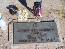 Dwight Jesse Brewster