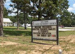 New Hope Methodist Cemetery