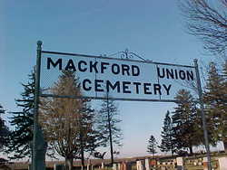 Mackford Union Cemetery