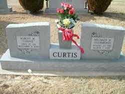 Robert M. Connie Curtis