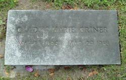 Gladys Marie Griner