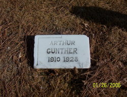 Arthur Gunther