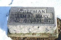 Mary <i>Harrison</i> Chipman