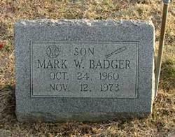Mark W Badger
