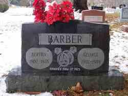George Henry Barber