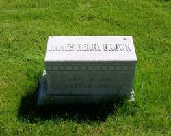 James Henry Brown