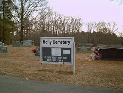 Holly Church Cemetery