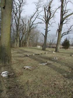 Gods Acre Cemetery