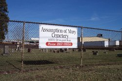Assumption of Mary Cemetery
