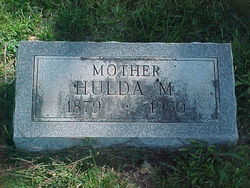 Hulda <i>Mueller</i> Ackelbein