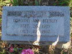 Dorothy Ann Beesley