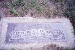 Richard A Woetzel