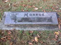 Adelaide M <i>Bellinger</i> Monroe