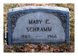 Mary Catherine <i>Barnhart</i> Schramm