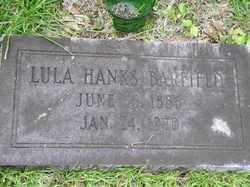 Lula <i>Hanks</i> Barfield