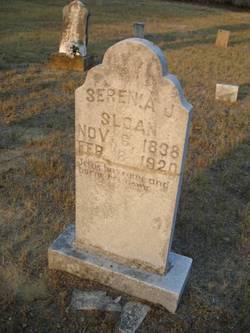 Serenia J. Sloan