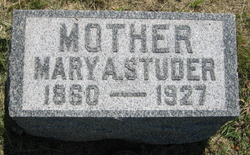 Mary A. Studer
