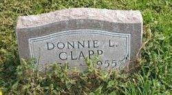 Donnie L Clapp