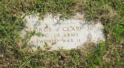 George J Clapp, Jr