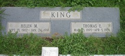 Thomas Edward King