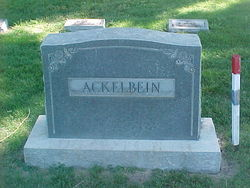 Gilbert E Ackelbein
