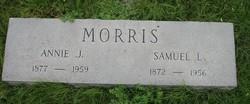 Annie Jeanette <i>Harris</i> Morris