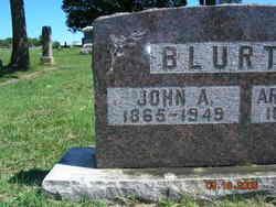 John A. Blurton