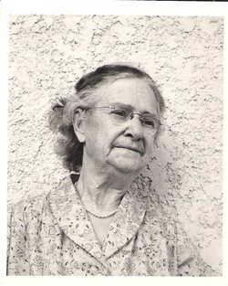 Maude Belle <i>Rhudy</i> Brazelton